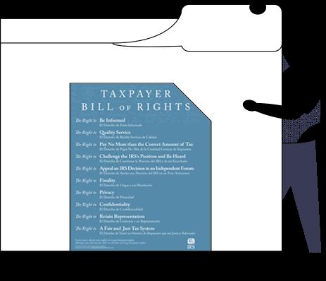 TBOR folder graphic