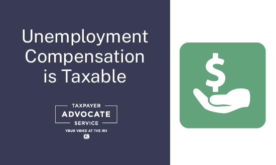 unemployment compensation graphic