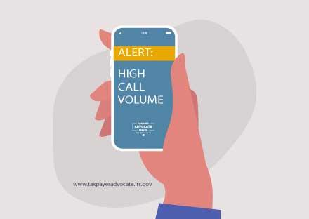 TAS-High-Call-Volume