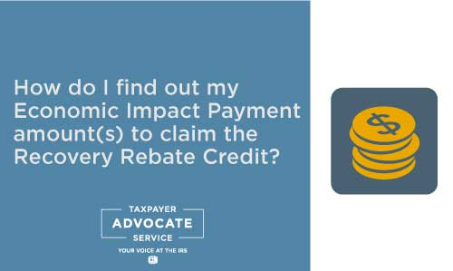 Find-Economic-Impact-Payment-Amount-to-Claim-Recovery-Rebate-Credit