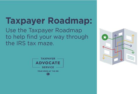 Use the Taxpayer Roadmap