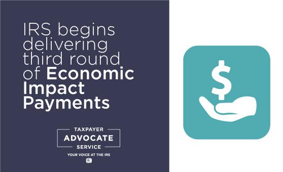 Economic Impact Payment 3