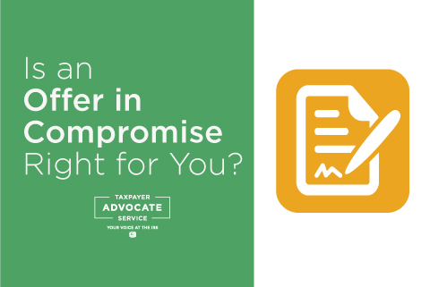 Is an Offer in Compromise Right for You?