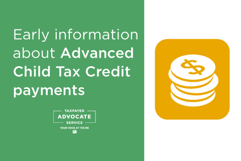 Early information about Advanced Child Tax Credit payments