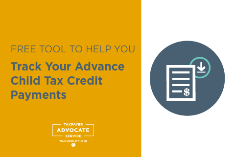 Free Tool Available to Track Your Advance Child Tax Credit Payments