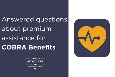 Answered questions about premium assistance for COBRA Benefits